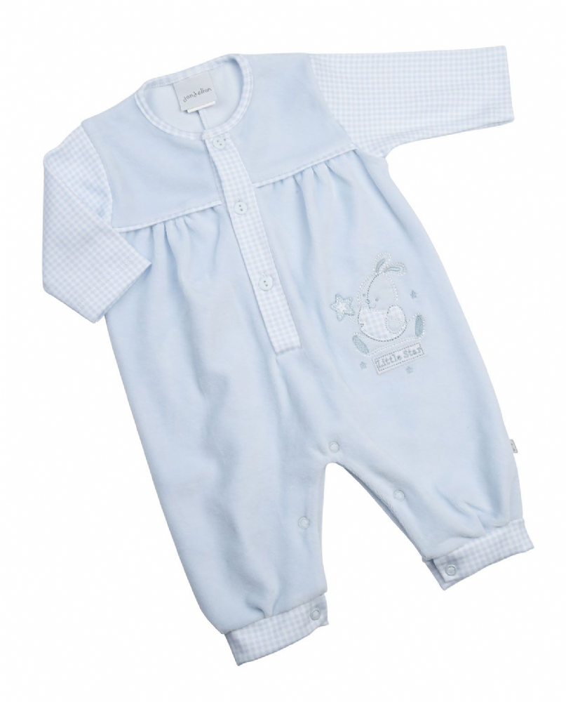 AV2264 Boys Little star bunny romper